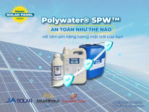 dung dịch rửa tấm pin mặt trời nào vừa đảm bảo an toàn và hiệu quả