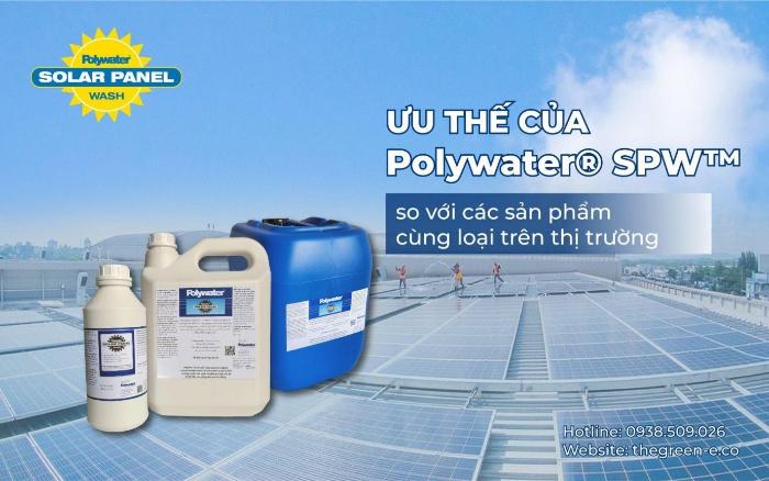 hóa chất rửa tấm pin năng lượng mặt trời Biên Hoà 3