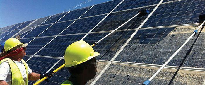 hóa chất rửa tấm pin năng lượng mặt trời Bình Phước 2