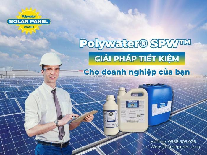 hóa chất rửa tấm pin năng lượng mặt trời Gia Lai 2